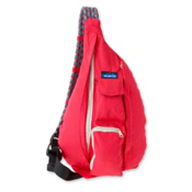 KAVU Rope Bag, Cardinal, medium