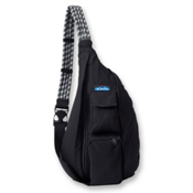 KAVU Rope Bag, Black, medium