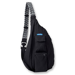 KAVU Rope Bag, Black, 256