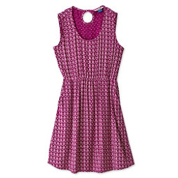 KAVU Simone Dress, Purple, 256