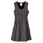 KAVU Simone Dress, Black, medium