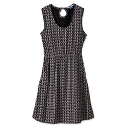 KAVU Simone Dress, Black, 256