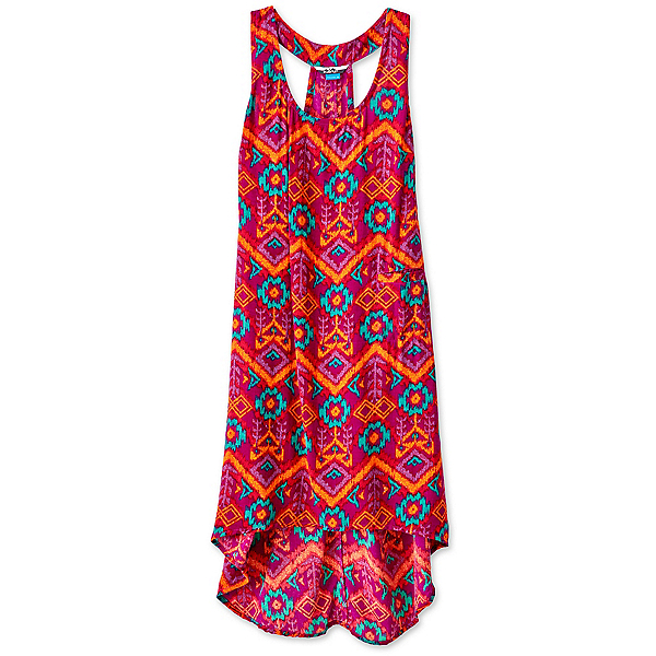 KAVU Jocelyn Dress, Jewel Ikat, 600