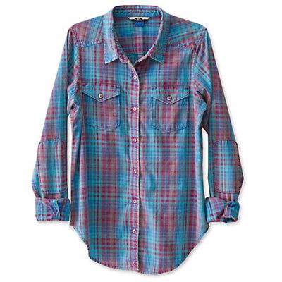 KAVU Billie Jean Womens Shirt, , viewer