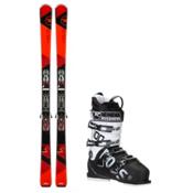Rossignol Experience 80 AllSpeed 100 Ski Package, , medium