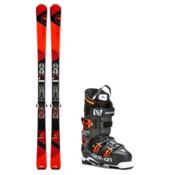 Rossignol Experience 80 Quest Pro 90 Ski Package, , medium