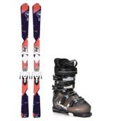 Rossignol Temptation 77 SX 70 Womens Ski Package, , medium