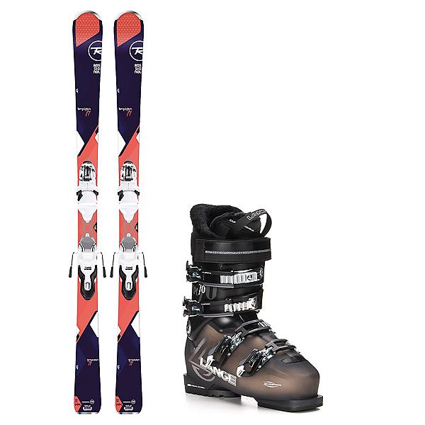 Rossignol Temptation 77 SX 70 Womens Ski Package, , 600
