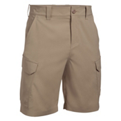 Under Armour Fish Hunter Cargo Mens Shorts, Dune-Bayou, medium