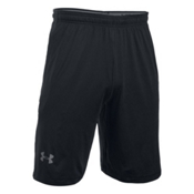Under Armour Raid Mens Shorts, Black-Graphite, medium
