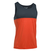 Under Armour Fractal Tank Top, Dark Orange-Stealth Gray-Dark, medium