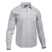 Under Armour Backwater Mens Shirt, Glacier Gray-White, medium
