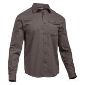 Under Armour Backwater Mens Shirt, Fresh Clay-White, medium