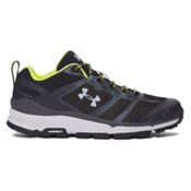 Under Armour Verge Low Mens Athletic Shoes, Black-Stealth Gray-Elemental, medium