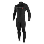 O'Neill Epic 5/4mm Full Wetsuit 2017, Black-Black-Black, medium