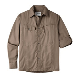 Mountain Khakis Trail Creek Long Sleeve Mens Shirt, Firma, 256