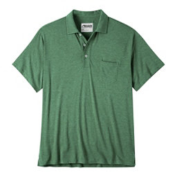 Mountain Khakis Patio Polo Mens Shirt, Scout Heather, 256