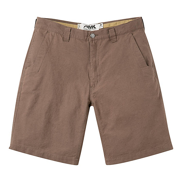 Mountain Khakis Boardwalk 10in Relaxed Fit Mens Shorts, Firma Solid, 600