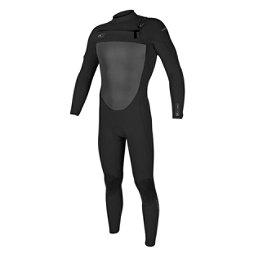 O'Neill Superfreak F.U.Z.E. 3/2mm Full Wetsuit 2017, Black-Black-Black, 256