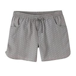 Mountain Khakis Hailey Classic Fit Womens Shorts, Gunmetal, 256