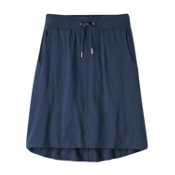Mountain Khakis Solitude Relaxed Fit Skirt, Midnight Blue, medium