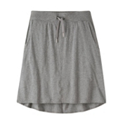Mountain Khakis Solitude Relaxed Fit Skirt, Heather Grey, medium