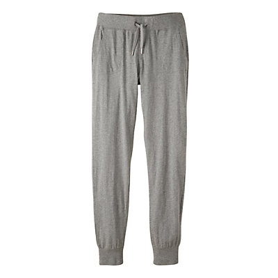 Mountain Khakis Solitude Slouch Relaxed Fit Womens Pants, Heather Grey, viewer