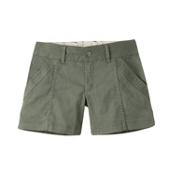 Mountain Khakis Camber 104 Hybrid Slim Fit Womens Shorts, Olive Drab, medium