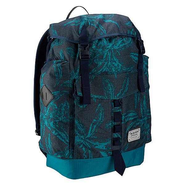 Burton Fathom Backpack 2017, Tropical Print, 600