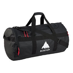 Burton Backhill Duffel Large Bag, True Black Tarp, 256