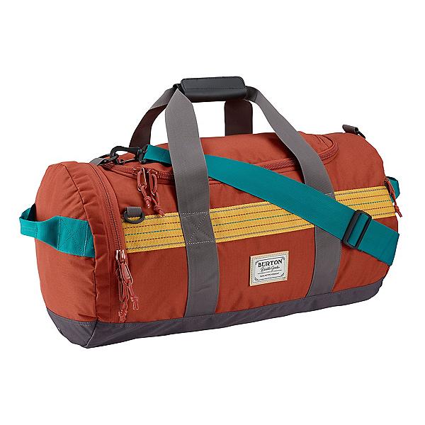 Burton Backhill Duffel Bag, Tandori Ripstop, 600