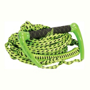 Proline LGS Wakesurf Rope 2017, Green, medium