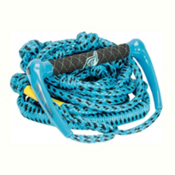 Proline LGS Wakesurf Rope 2017, Cyan, medium