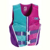 CWB Youth Neo Girls Junior Life Vest 2017, , medium