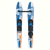 Connelly Super Sport Junior Combo Water Skis With Junior Slide Adjustable Bindings 2017, , medium
