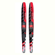 Connelly Quantum Combo Water Skis With Slide Adjustable Bindings 2017, , medium
