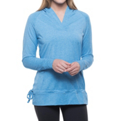 KUHL Akta Womens Hoodie, Atlantis, medium