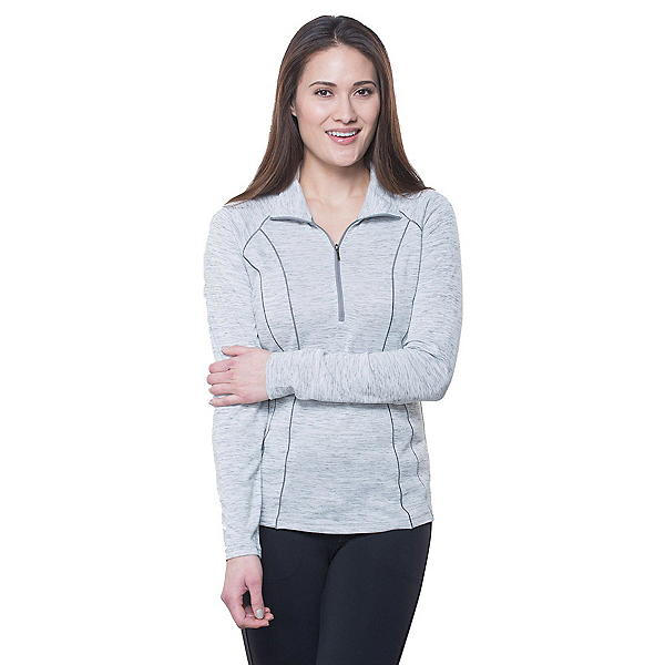 KUHL Vara Half Zip Womens Shirt, , 600