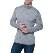 KUHL Alloy Mens Sweater, Silver Fox, medium