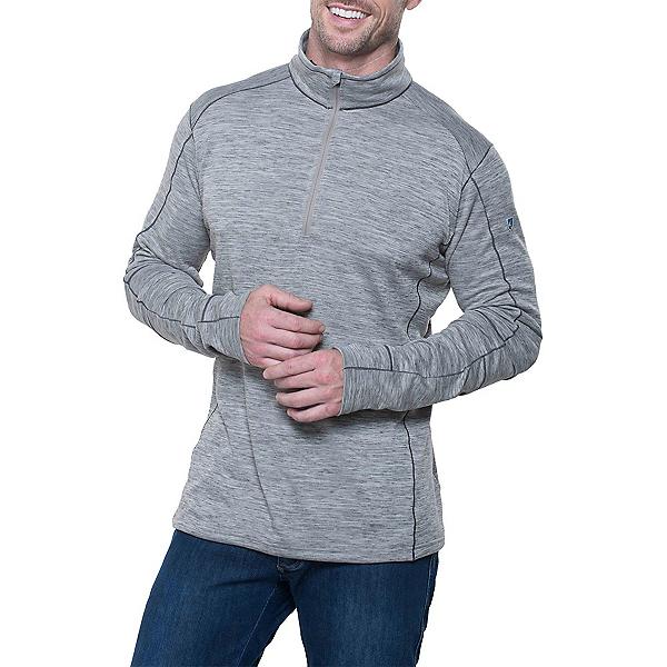 KUHL Alloy Mens Sweater, Silver Fox, 600