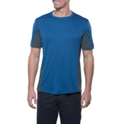 KUHL Shadow Tee Mens T-Shirt, Blue Depths, medium