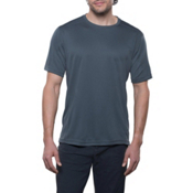 KUHL Shadow Tee Mens T-Shirt, Carbon, medium
