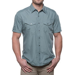 KUHL Stealth Mens Shirt, Metal Green, 256