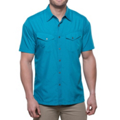 KUHL Stealth Mens Shirt, Ocean Depths, medium