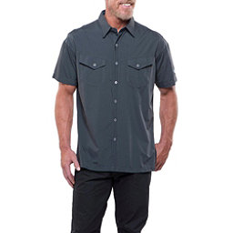 KUHL Stealth Mens Shirt, Black-Koal, 256