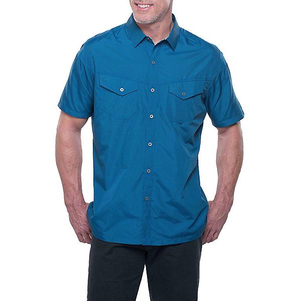 KUHL Stealth Mens Shirt, Lake Blue, 600