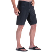 KUHL Mutiny River Mens Board Shorts, Raven, medium