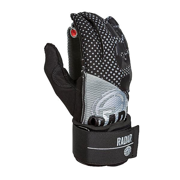 Radar Skis Vice Water Ski Gloves 2017, Black-Silver, 600