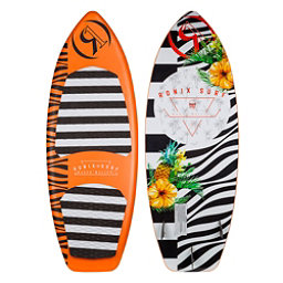 Ronix Marsh Mellow Thrasher Wakesurfer 2017, Orange Pineapple Express, 256