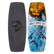 Ronix Electric Collective Wakeskate 2017, Bear Like Fish, medium